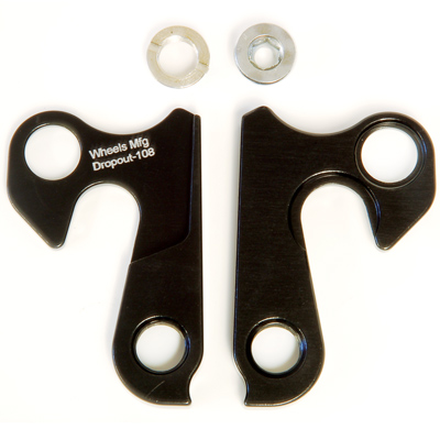 Wheels Manufacturing Replacement  Derailleur Hanger 108 Bike  selling well all over the world